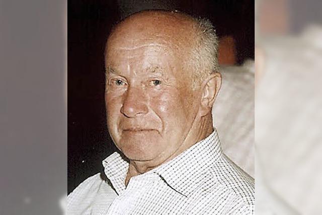 Nordweil trauert um Erhard Hensle