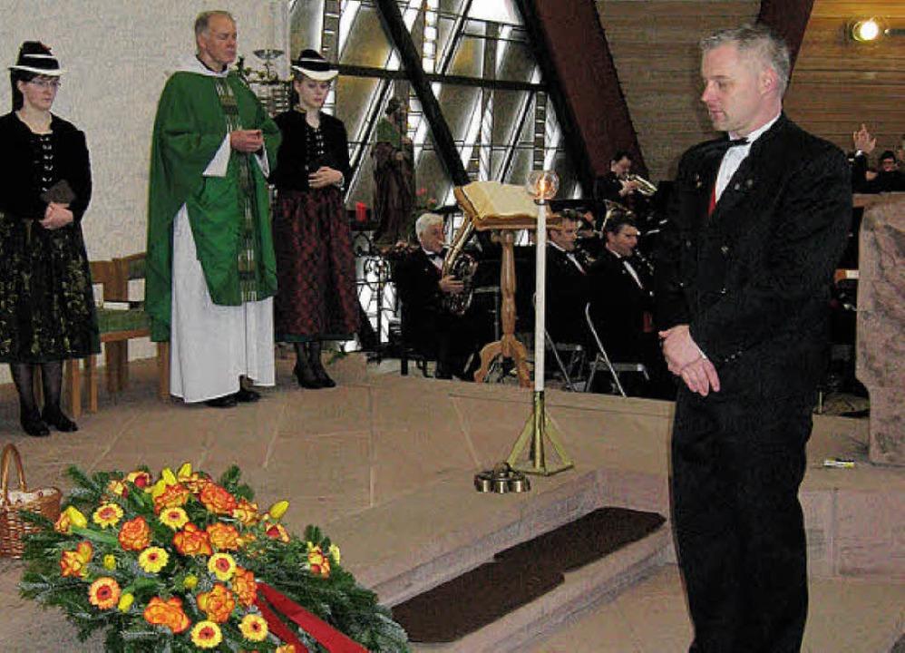 Festlicher Gedenkgottesdienst am Sonntag um 9 Uhr in St.Georg  | Foto: Günter Bank