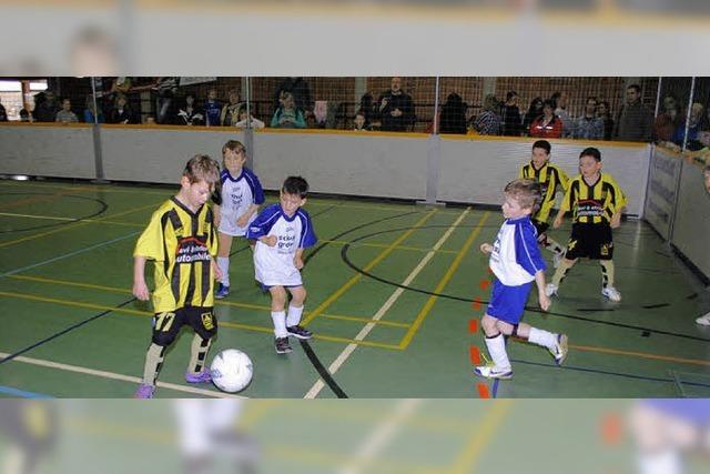 Das Besondere am Soccer: Bei Jüngsten gewinnen alle