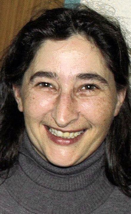 Manuela Schwörer ist die neue Vorsitzende.   | Foto: Eileen Woestmann