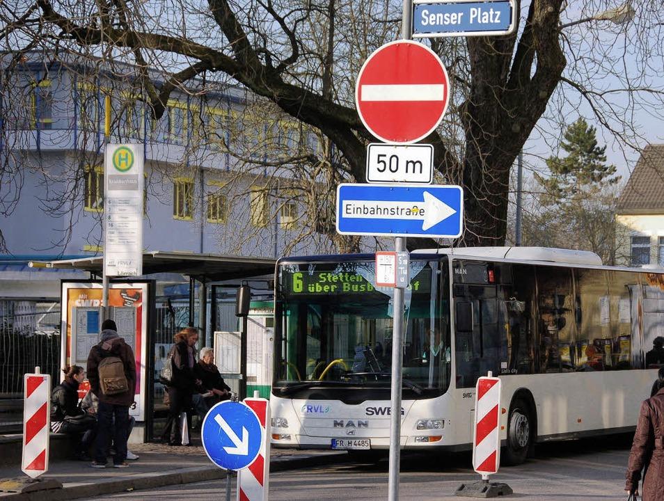 Die SPD sieht keinen Grund, dieses Sch...wieder in beide Richtungen zu öffnen.   | Foto: Willi Adam