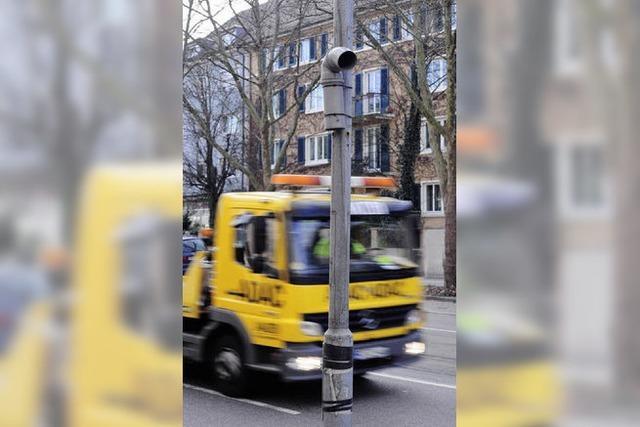 Landesanstalt zieht Mess-Station aus dem Verkehr