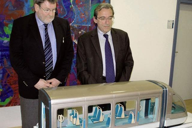 80 Millionen Euro für Straßenbahnlinie
