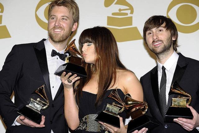 Katy Perry und Justin Bieber gehen leer aus
