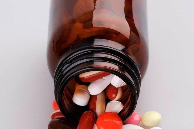 Vor dem Start noch schnell 'ne Pille?