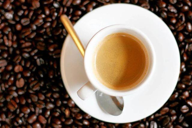 Kaffee wird spürbar teurer