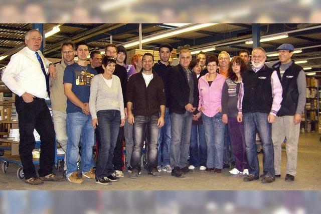 Ecomal erweitert Logistik-Zentrum