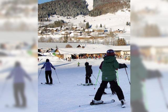 Generaldebatte über Wintertourismus
