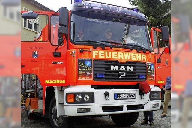 Führerschein-Zuschuss für die Feuerwehr