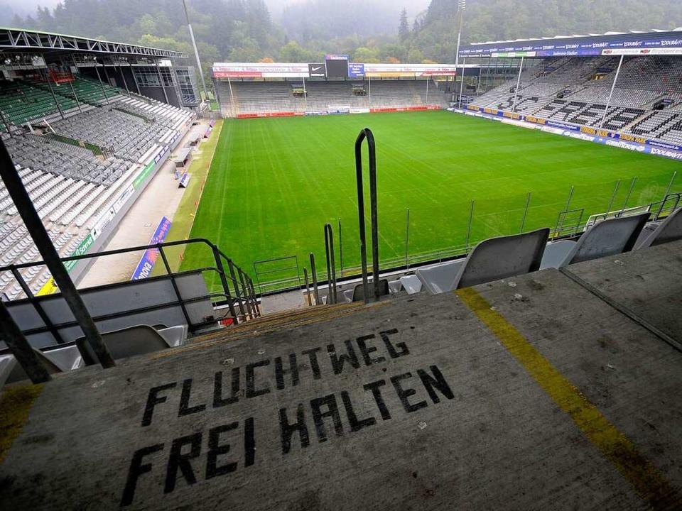 Der SC Freiburg will ein neues Stadion. Doch wo soll das entstehen?  | Foto: Ingo Schneider