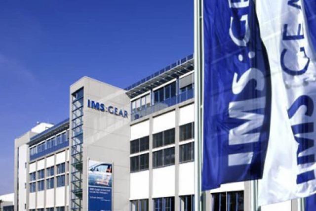 IMS Gear meldet Rekordumsatz