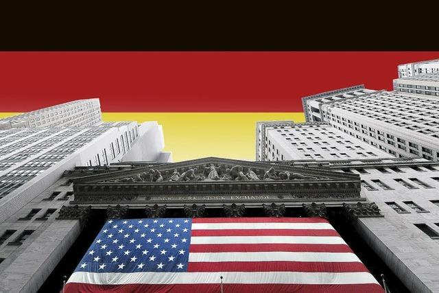 Deutsche Börse und Wall Street fusionieren