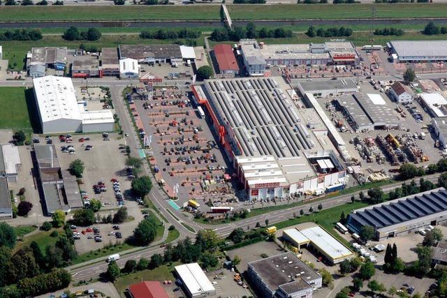 Möbel-Braun plant großes Center in Offenburg