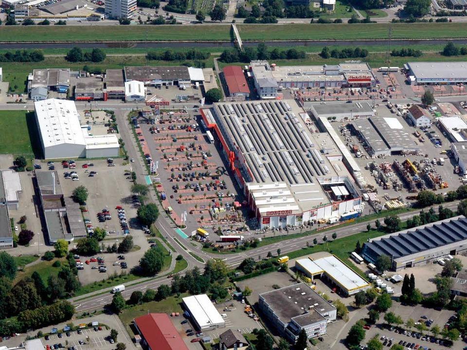 Möbel Braun Plant Großes Center In Offenburg Offenburg Badische
