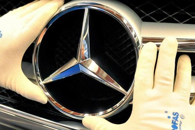 Daimler wieder mit Milliardengewinn