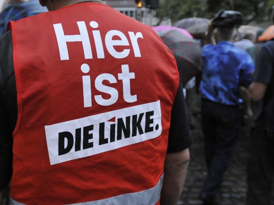 Die Freiburger Linke ärgert sich über den Erlass aus Stuttgart.  | Foto: Ingo Schneider