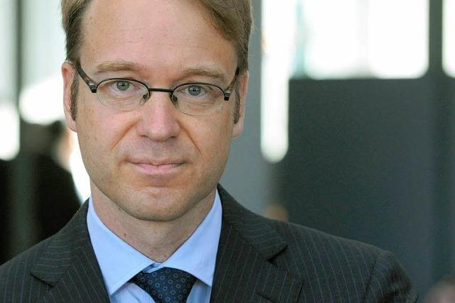 Merkel-Berater Weidmann soll neuer Bundesbank-Chef werden