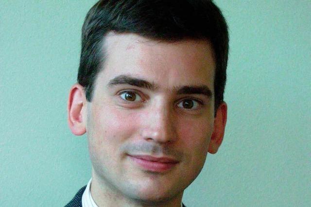 Nikolas Stoermer wird Erster Landesbeamter