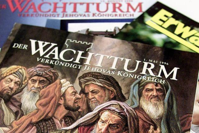 Land: Zeugen Jehovas verstoßen gegen Grundgesetz