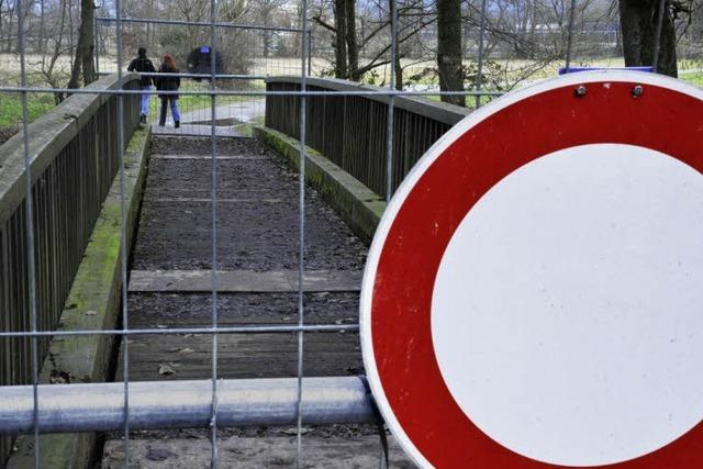 Brückenschlag nach Gundelfingen