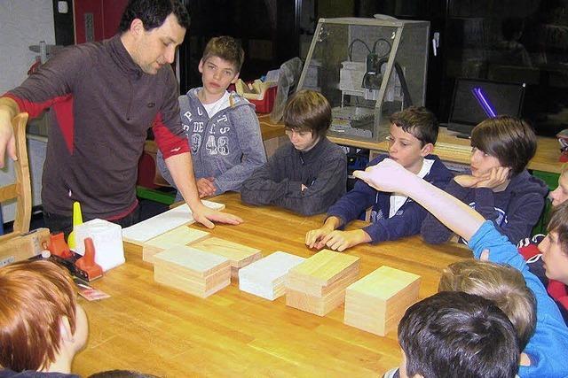 Vielseitiger Werkstoff Holz