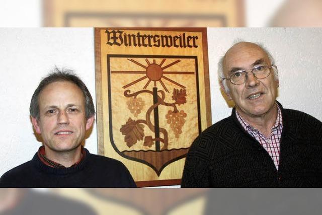 Bestätigung für Hansjörg Obermeier