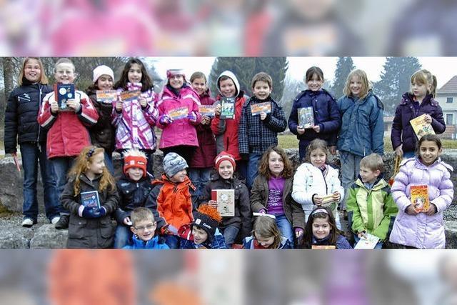 Schüler lesen 306 Bücher