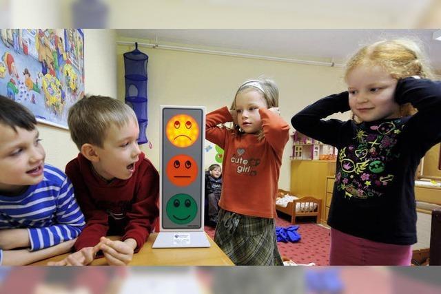 Kinder sind laut – und das mit Recht