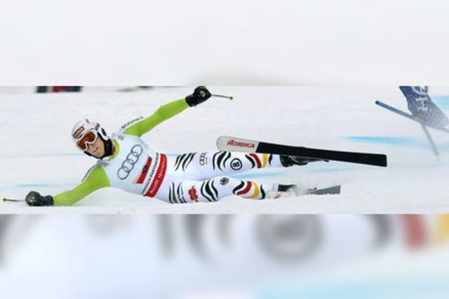 Einmal Ski-Weltmeisterschaft hin und zurück