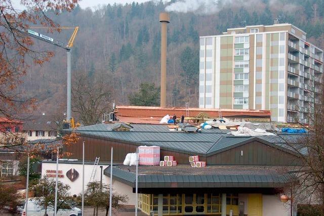 Stadthallenbrand: Versicherung zahlt für Folgeschäden