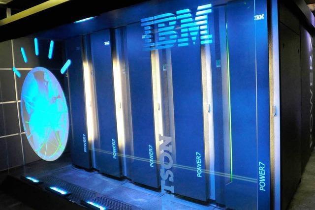 Maschine schlägt Mensch: Watson siegt bei Jeopardy