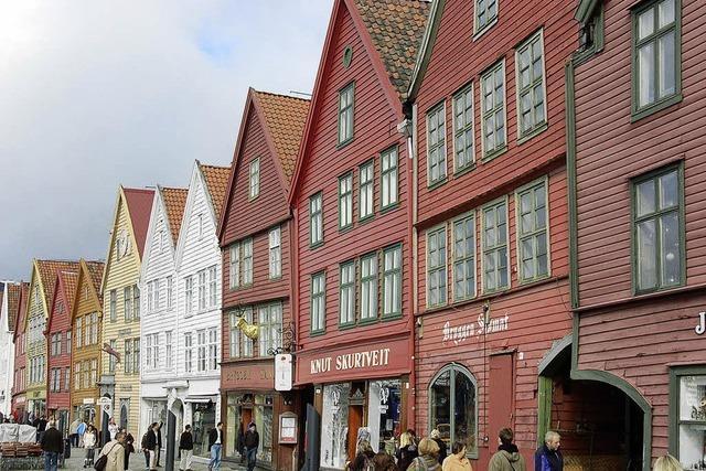 In Norwegen durch die Zeit reisen