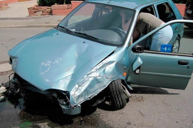 Weniger Unfallopfer in der Ortenau