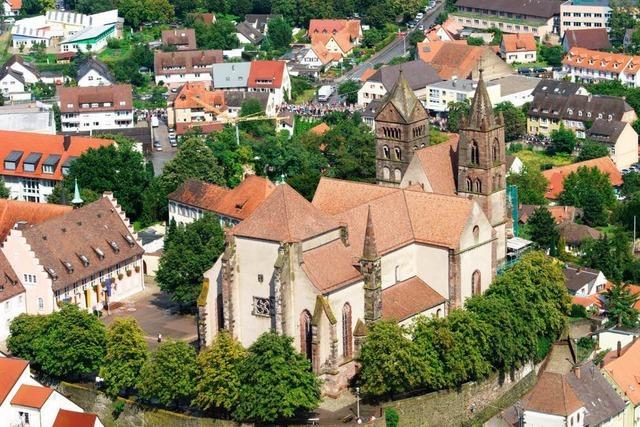 Die Treubau muss auf dem Münsterberg wohl neu planen