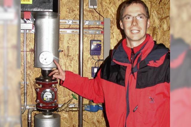 Die Biogasanlage wird genügsamer
