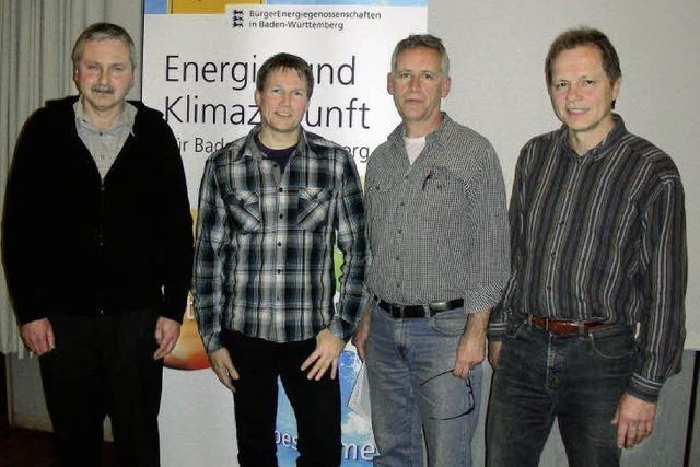 Marcher Bürgergenossenschaft für Energie startet