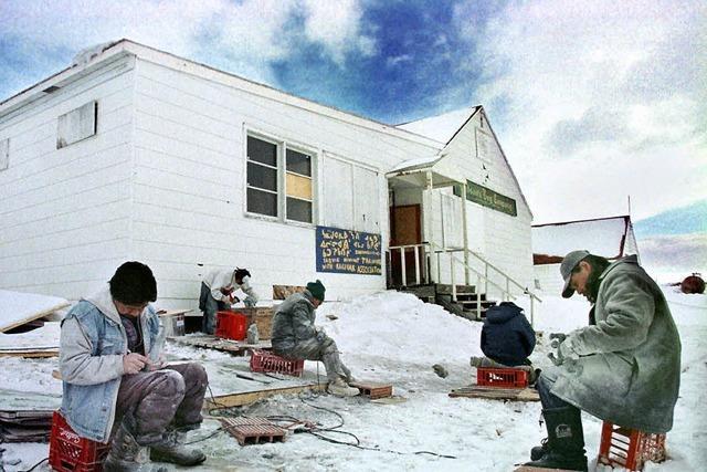 Tuberkulose plagt die Inuit