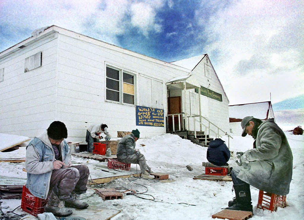 tuberkulose plagt die inuit panorama badische zeitung. Black Bedroom Furniture Sets. Home Design Ideas