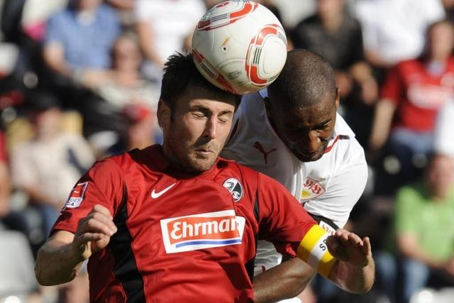 Butscher verlängert beim SC Freiburg