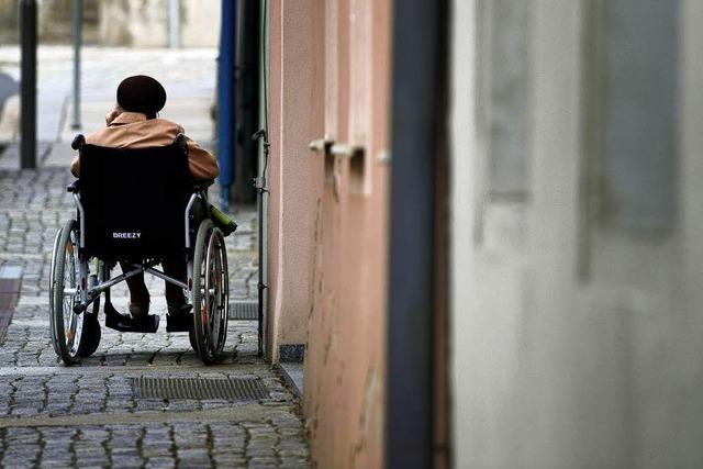 URTEILSPLATZ: Der Rollstuhl, der mitdenkt