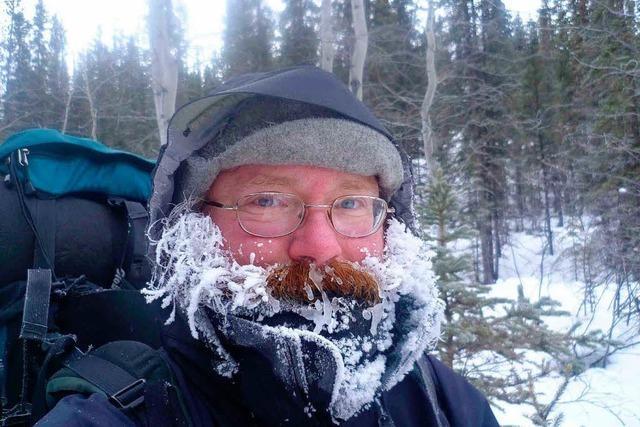 Eiseskälte und schöne Aussichten
