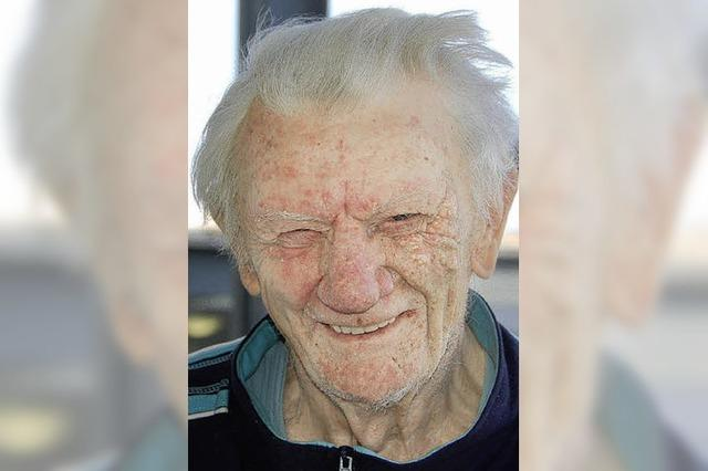 Klaus Kieffer wird 80 Jahre