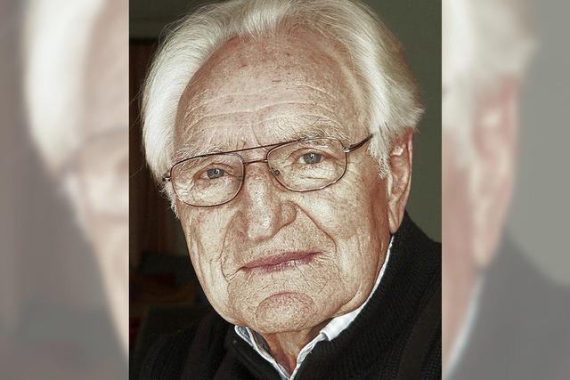 Einstiger Bürgermeister wird 85 Jahre alt
