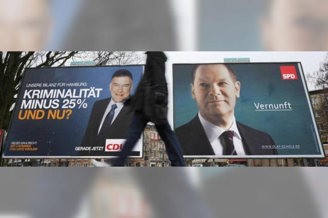 Die SPD braucht in Hamburg ein Erfolgserlebnis