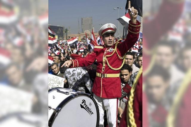 Ägypter feiern Tag des Sieges