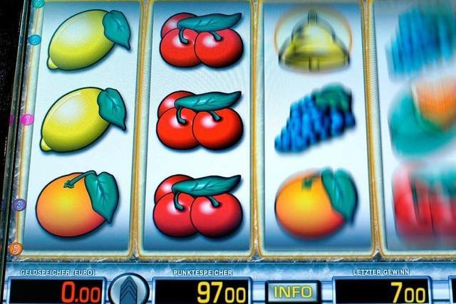Werben für das Glücksspiel