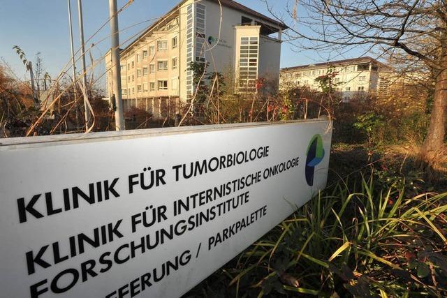 Uniklinik bietet 28 Millionen für Tumorklinik