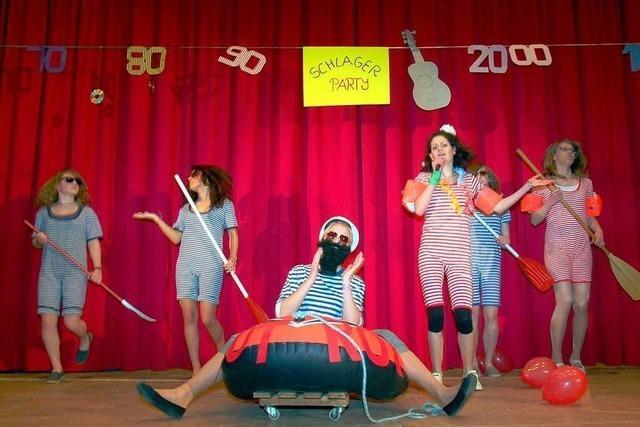 Fotos: Die Hausener Narren in Galaform