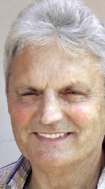 Werner Herdrich    Foto: Daniel Weber