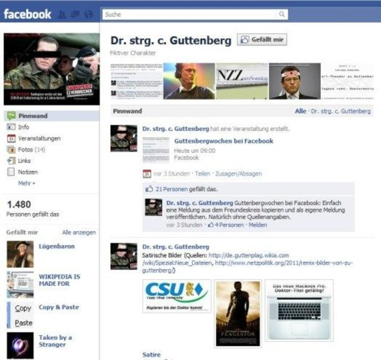Dr. strg. c. Guttenberg